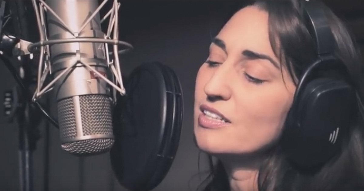 Sara Bareilles Sings 'Theodosia Reprise' from Hamilton: The Musical