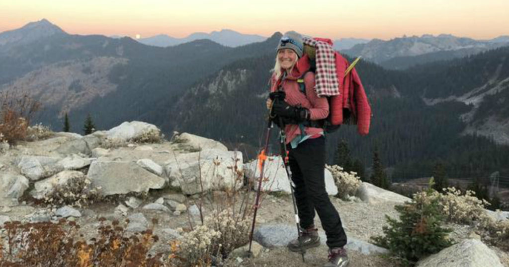 mother's instincts saved a young hiker 2