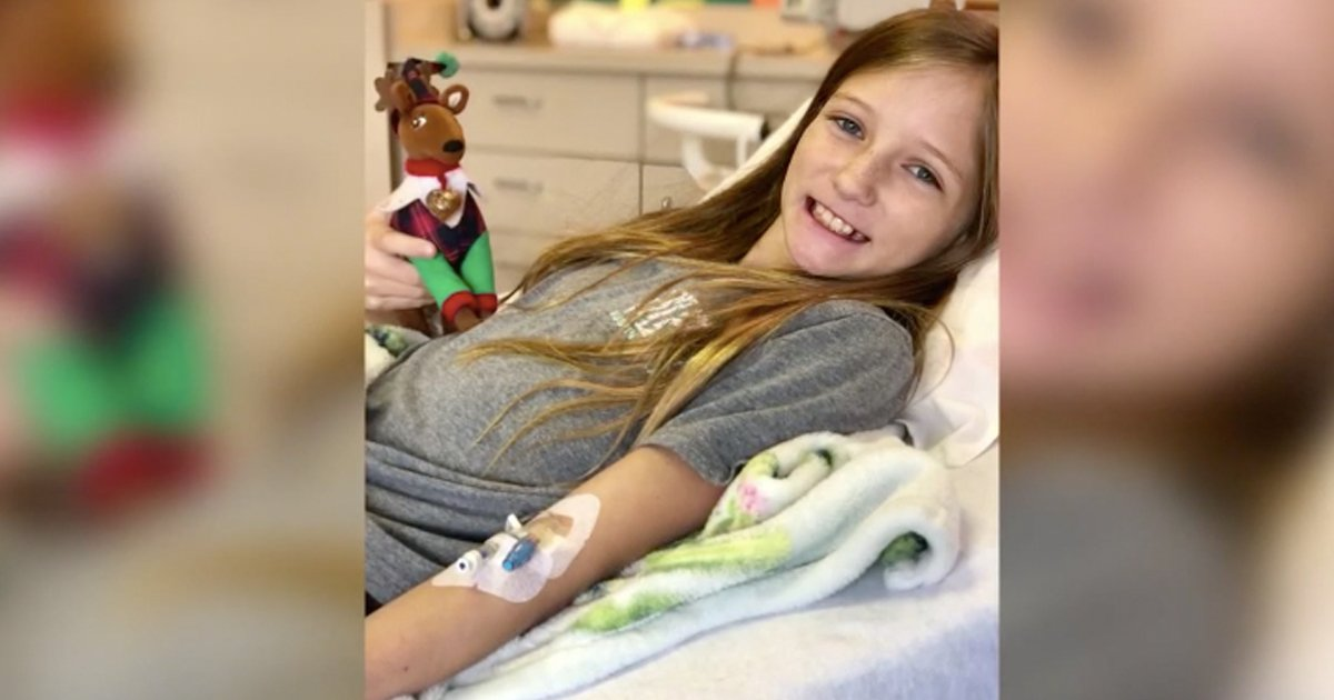 11-Year-Old With an Inoperable Brain Tumor Is Cured