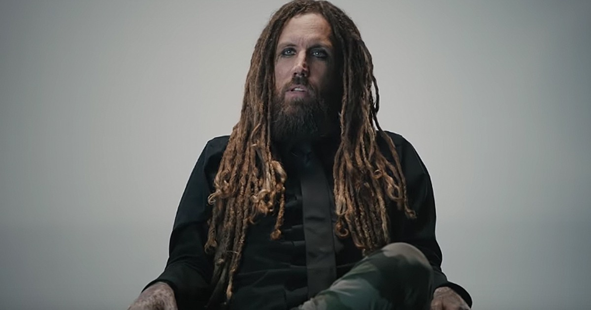 Heavy Metal Rocker Brian Welch back in Korn