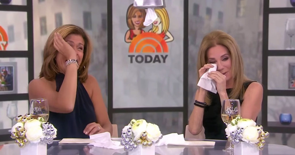 Kathie Lee Gifford to Leave the Today Show after More than a Decade on the Air