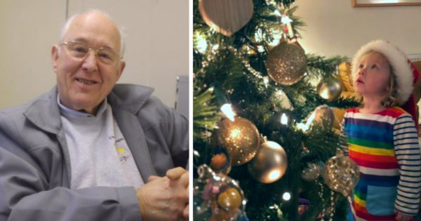 Elderly Man Dies, Leaving 14 Years Worth Of Christmas Gifts For 2-Year-Old Neighbor