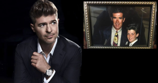 Robin Thicke On Faith After Miscarriage and Sudden Death of Dad, Alan Thicke
