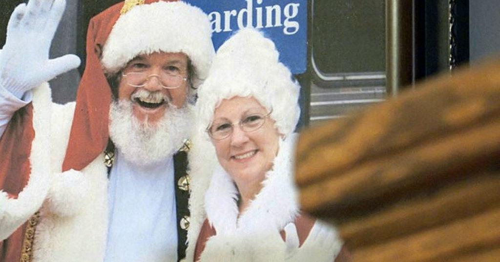 widower dresses as santa wife's dying wish