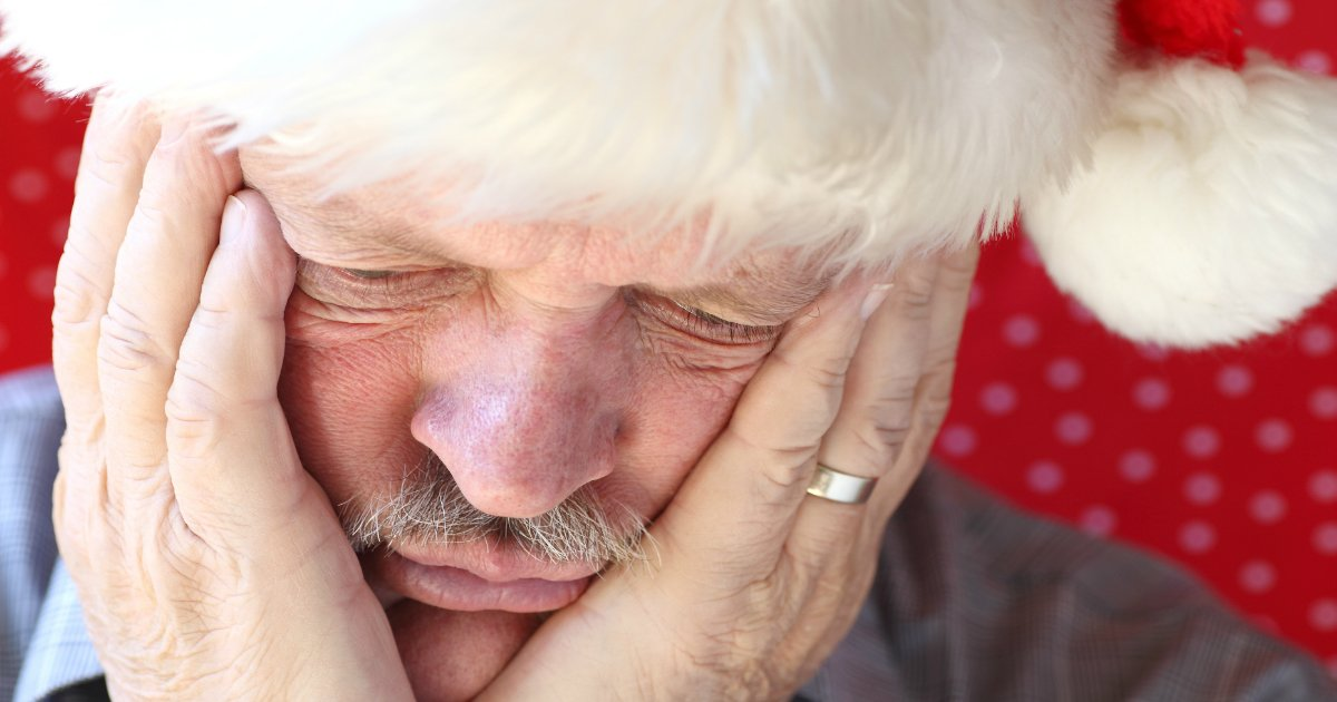 widower dresses as santa wife's dying wish
