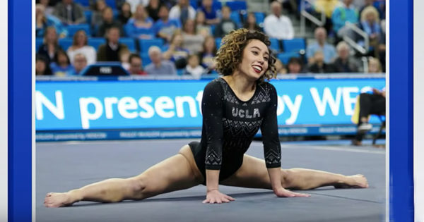 Viral Gymnast Katelyn Ohashi On Body Shaming And Finding Joy