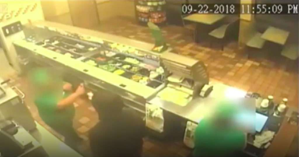 Grandma of 9 Fights Off Would-Be Thieves With Box Cutter At Subway