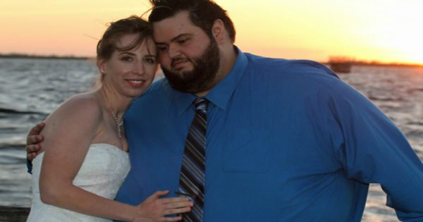 Man Lost 317 Pounds to Save New Bride From Future Heartache From His Health