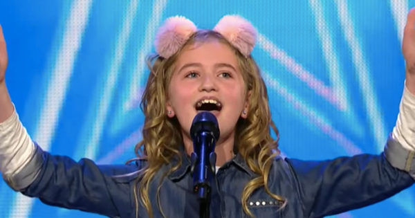 9-Year-Old Impresses Everyone With Incredible Barbra Streisand Audition