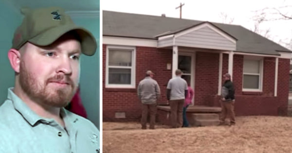 Electrician Fixes Struggling Couple's Heat For Free So They Trick Him Into Returning