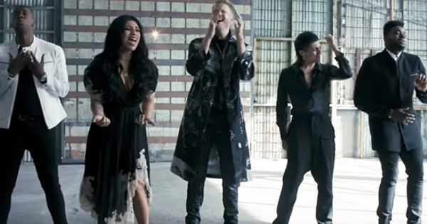 Pentatonix Performs 'The Sound Of Silence' A Cappella And It's Incredible