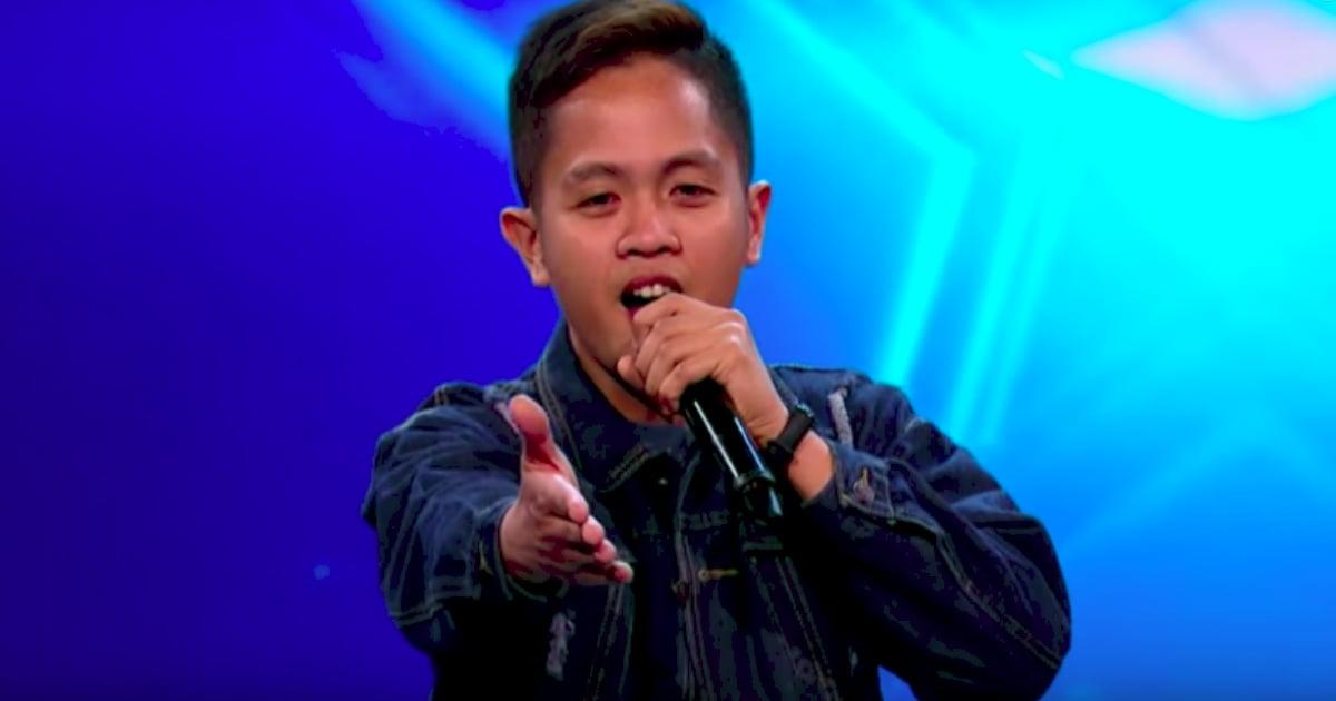 stuttering singer impressed judges ireland's got talent
