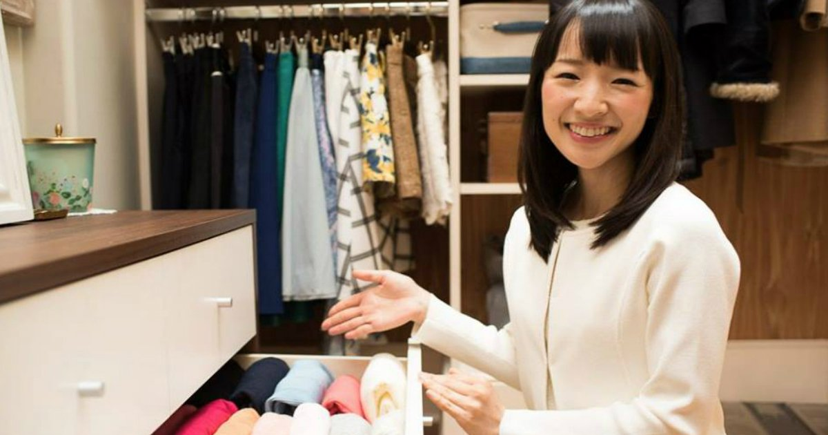 tidying up expert marie kondo what to know