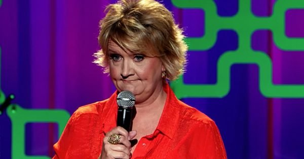 Christian Comedian Chonda Pierce On Facebook And Her Son