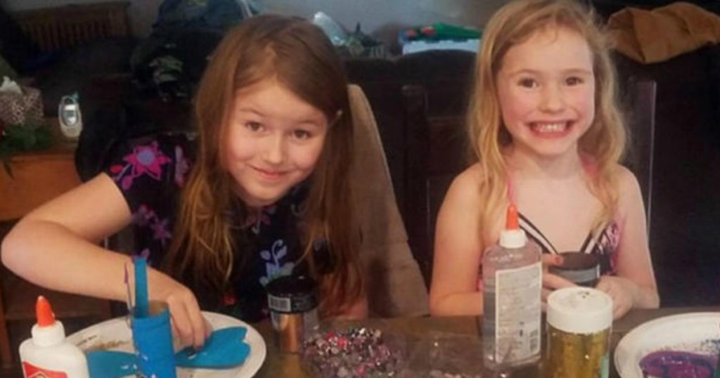 2 sisters missing miraculous rescue 44 hours in woods