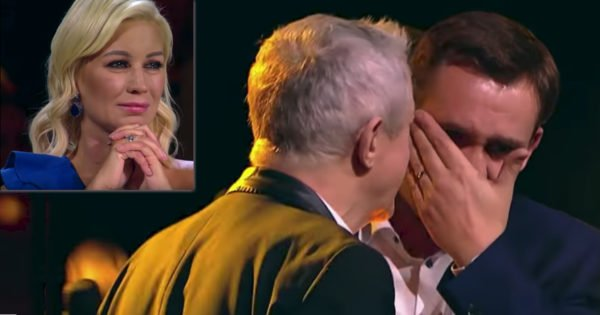Man's Inspirational Story Is What Makes His Golden Buzzer Elvis Audition So Special