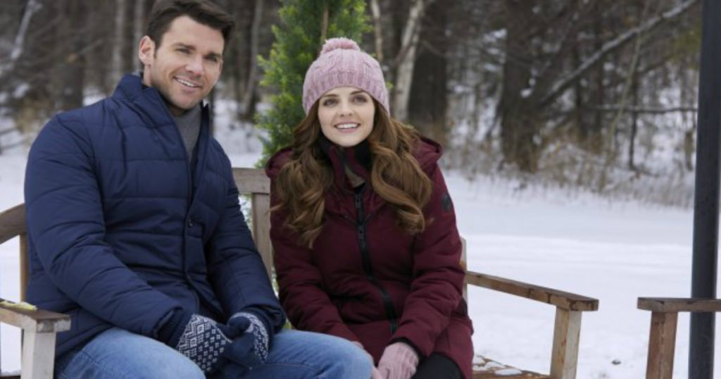 behind the scenes hallmark movies