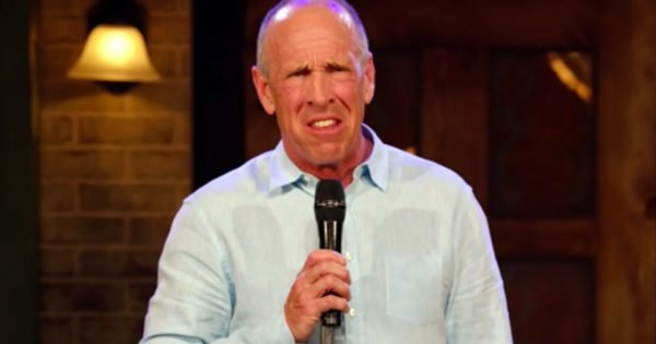 Comedian Jeff Allen On Why Teenagers Are God's Revenge