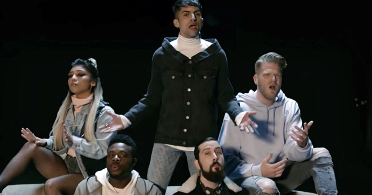 Pentatonix 'bohemian rhapsody' inspirational music video