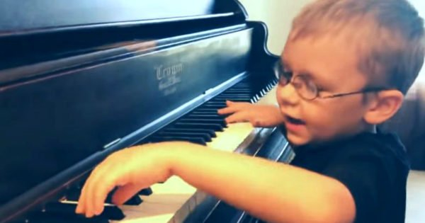Inspiring Story Behind 6-Year-Old Blind Piano Prodigy Going Viral