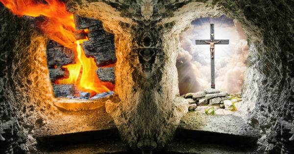 Jim Woodford's Testimony of Coming Back After Seeing Heaven And Hell