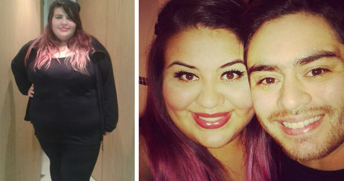 wife lost 130 pounds dumped cheater husband lisseth exposito