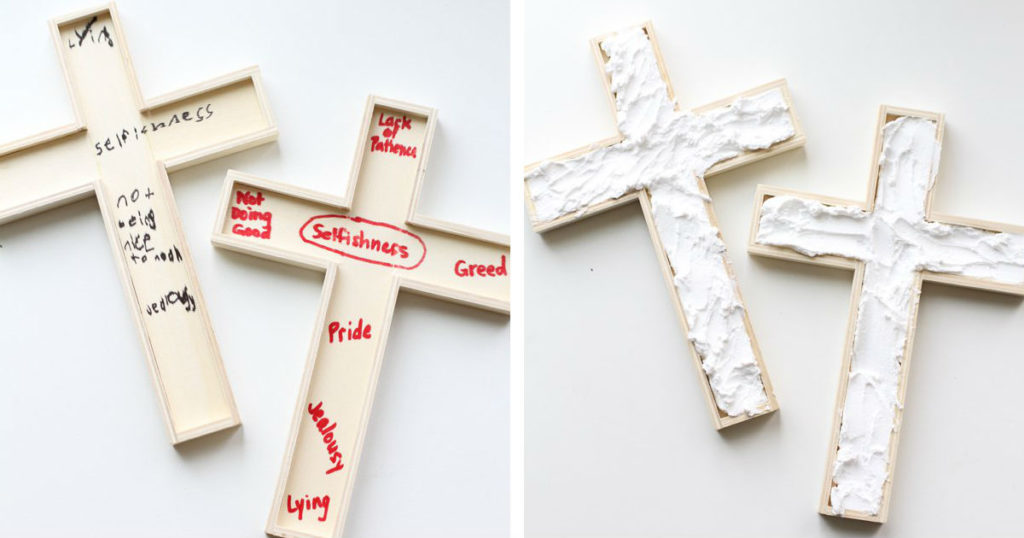 easy easter crafts decorations jesus resurrection