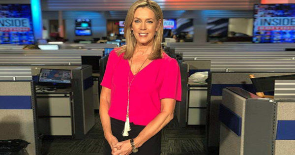 Inside Edition Host Deborah Norville Surgery Comes After Viewer Points Out Lump On Star's Neck