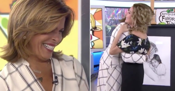 Kathie Lee Gives Hoda A Final Gift As She Leaves Today Show And Hoda Is In Tears