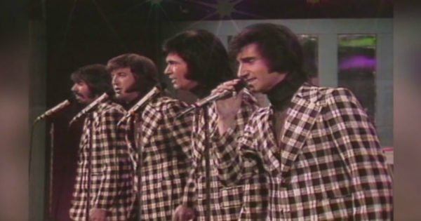 The Oak Ridge Boys 'Because He Lives' Performance Is A Timeless Classic