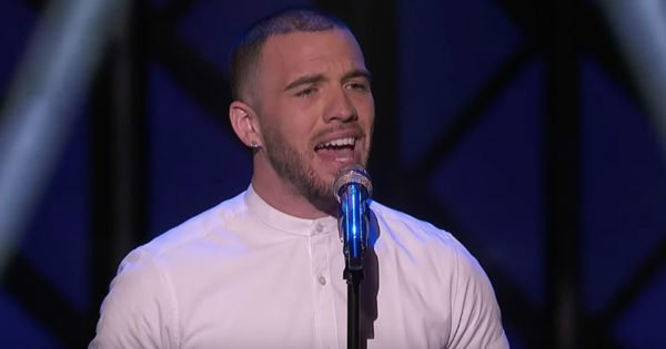 American Idol Finalist Ryan Hammond Performs 'You Say' By Lauren Daigle