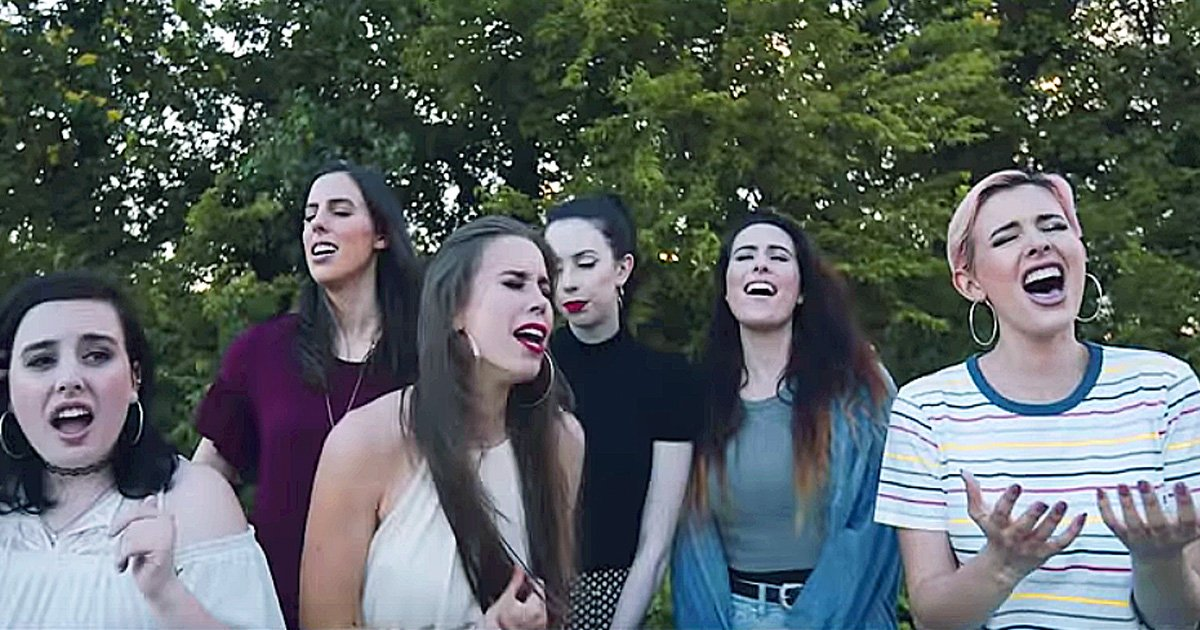 sisters sing oceans cimorelli inspirational music videos