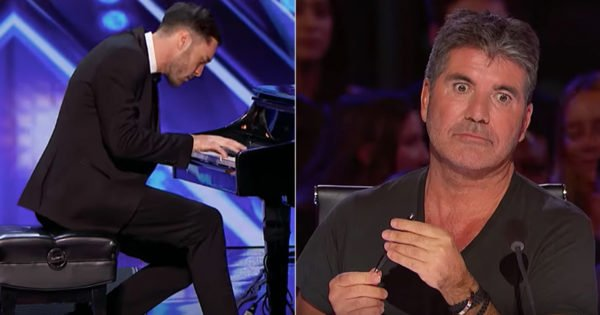 America's Got Talent Piano Audition Turns Into Surprise Dance Performance