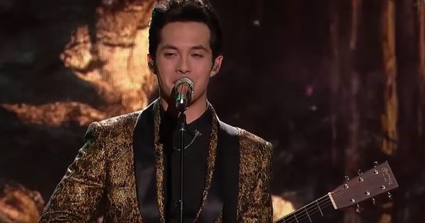 Laine Hardy Performs 'Jambalaya (On the Bayou)' On American Idol
