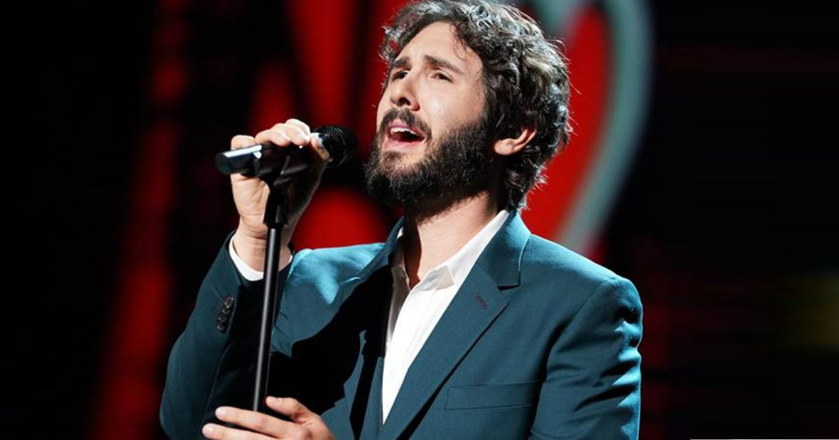 Josh Groban songs playlist real stories behind