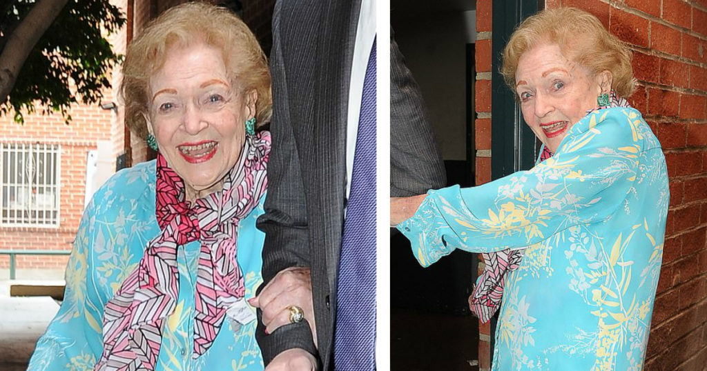 betty white age 98th birthday