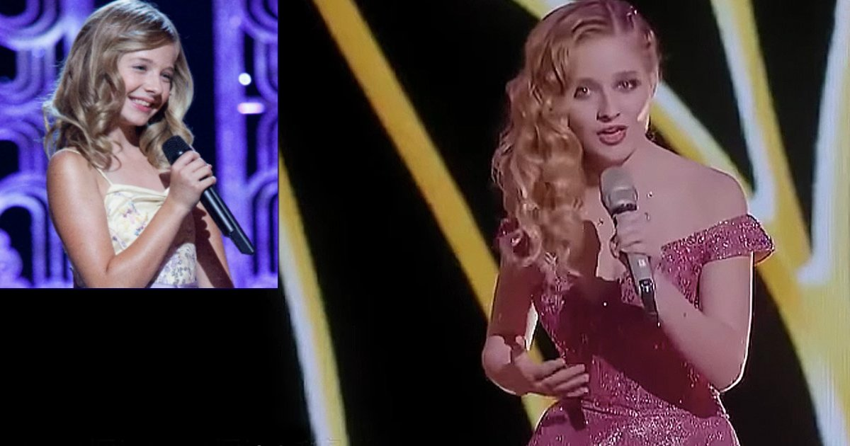 jackie evancho performance age 18 world's got talent