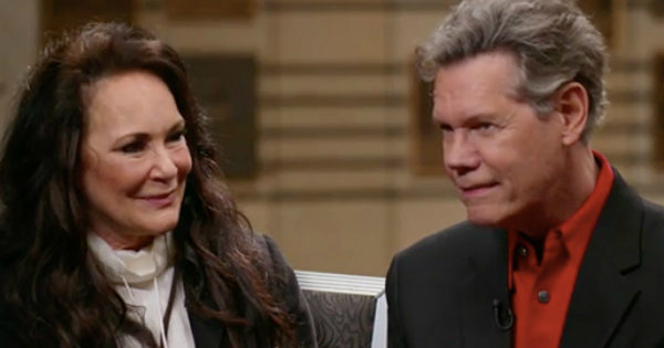Randy Travis Health Update Inspires As Country Star Overcomes 2013 Stroke