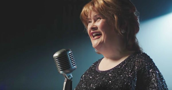 Susan Boyle Sings 'Stand By Me' In A Music Video That's Truly Touching