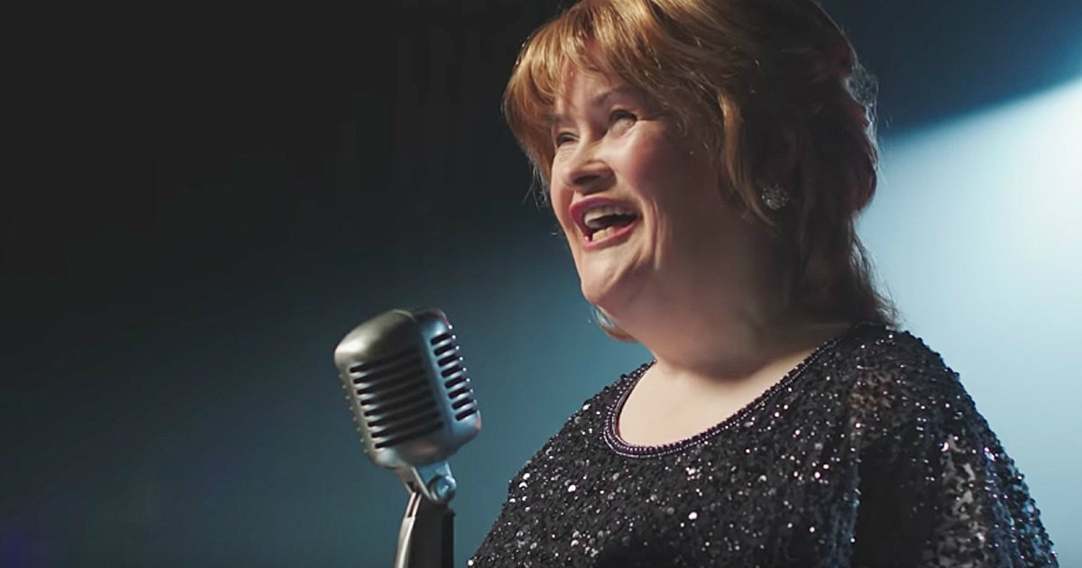 susan boyle stand by me