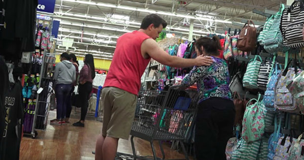 Walmart Prank Video Turns Into An Unexpected Prayer Session