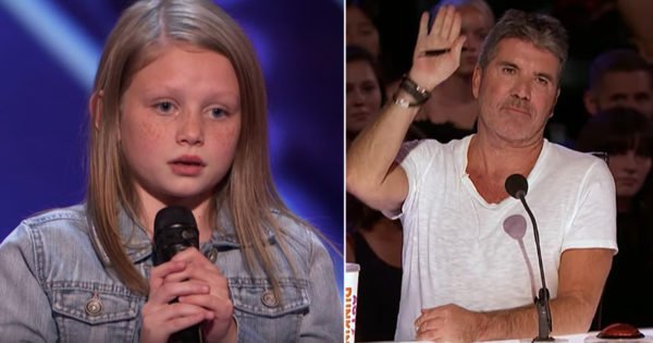 Ansley Burns Gets A Second Chance On America's Got Talent After Simon Called Her Audition Terrible
