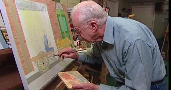 Jimmy Carter modest life