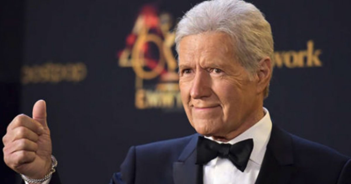 alex trebek say prayers behind near remission of cancer