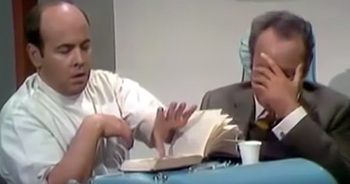tim conway dentist skit true story