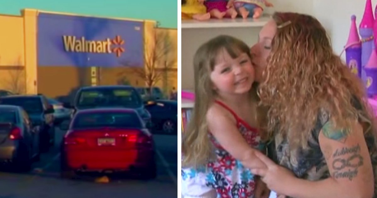 walmart cashier paid $100 groceries