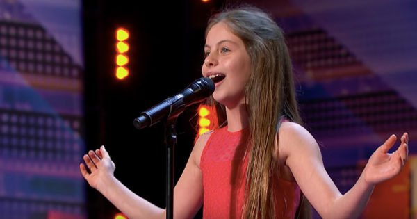 10-Year-Old Opera Singer Emanne Beasha Stuns All With Her Performance On AGT