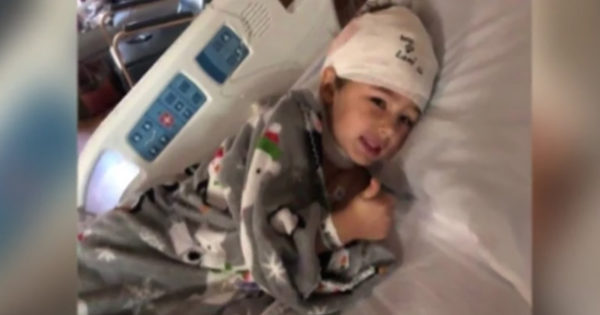 Parents Share Warning After Their 5-Year-Old Is Scalped By Go-Kart