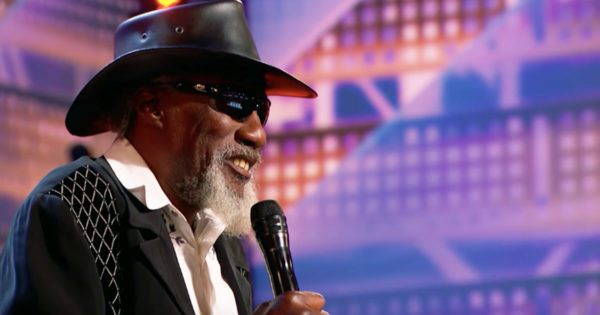 Blind Vietnam Vet Robert Finley Performs Original Song For America's Got Talent Audition