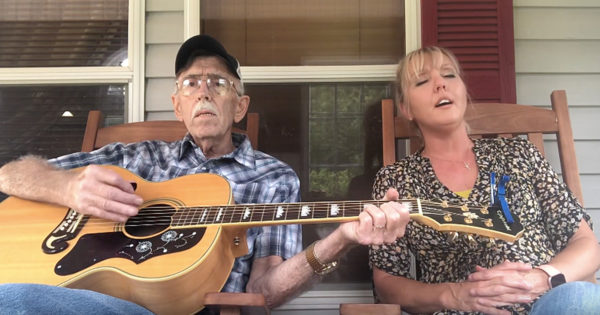 Elvis Presley Classic 'Where No One Stands Alone' Father-Daughter Duet